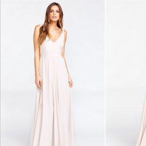 Show Me Your MuMu Jen Maxi dress